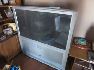 """46"""" projection TV"""