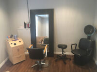 For rent...hair salon or office