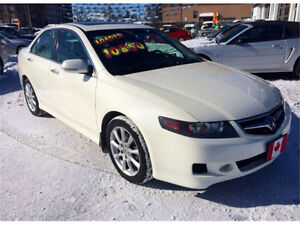 2006 Acura TSX PREMIUM LEATHER LOADED