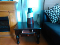 Coffee table and table S