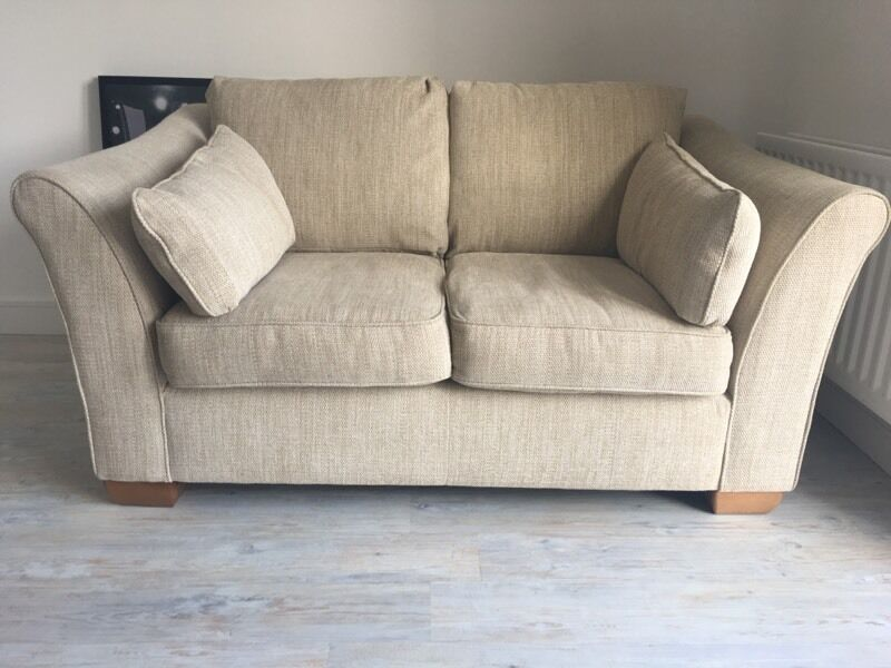 Small Cream Sofa From Next