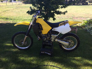 1997 rmx 250 bored to 265