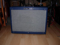 Fender Limited Edition Blue tolex Deluxe