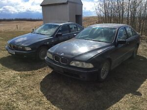 1999 BMW 5-Series Coupe (4 door) X2