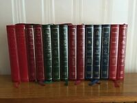 Set of 14 readers digest books