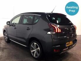 2015 PEUGEOT 3008 1.6 HDi Allure 5dr SUV 5 Seats