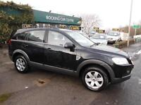 Chevrolet Captiva 2.0VCDi ( 150ps ) LT 4X4V 7 SEATER DIESEL 2010