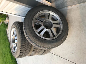 Winter snow tires-REDUCED