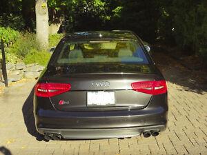 2013 Audi S4 Premium S-Tronic $38000 Tx incluses West Island Greater Montréal image 4