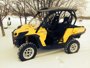 New Can-Am Commander