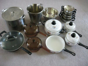 lots of kitchen items for sale
