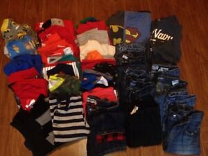 5 / 5t Boys Fall and Winter lot