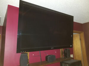 """Sony 55"""" LCD Television"""