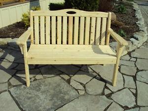 English Garden Bench London Ontario image 2