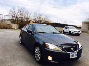 Lexus is250 AWD Low KMs! Safety included