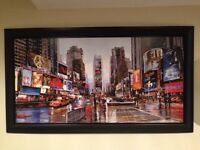 New York Painting for sale - 5' x 2'10""