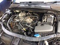 FORD MONDEO ZETEC TDCI 5 DOOR HATCH BLACK 1.8 DIESEL ENGINE - QYBA 60 DAY WARRANTY 63K