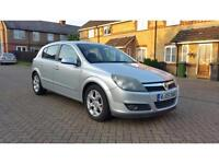 2005 Vauxhall Astra 1.6 i 16v SXi Hatchback 5dr Petrol Manual (158 g/km, 103