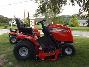 """Massey Ferguson 25hp twin with 48"""" Fabricated Deck on Clearance"""