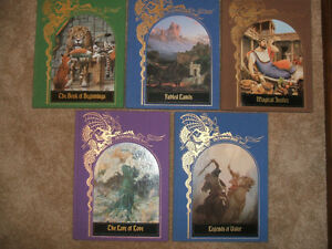 11 Time Life books- Enchanted World series-hard cover