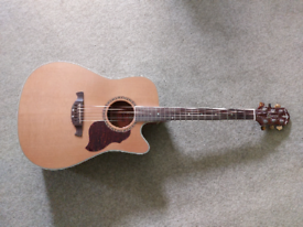 Crafter DE7 Electro-Acostic Guitar