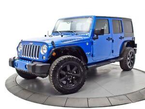 2016 Jeep WRANGLER UNLIMITED Sahara DEUX TOIT