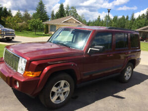 2008 Jeep Commander For Sale