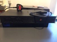 Playstation 2 Console with power supply