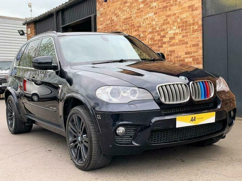 2012 Bmw X5 3 0 40d M Sport Xdrive 5dr Diesel Black Automatic In Tonbridge Kent Gumtree