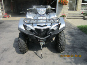 2017 YAMAHA GRIZZLY  SE  700  POWER STEERING