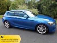 2014 BMW 1 Series 120d M SPORT Auto HATCHBACK Diesel Automatic