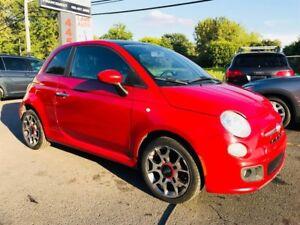Fiat 500 26$* par semaine/Financement 2012