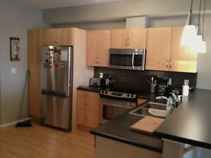 Beautifully * Furnished * Exec 2 bdrm condo in Ft. Saskatchewan Strathcona County Edmonton Area image 2