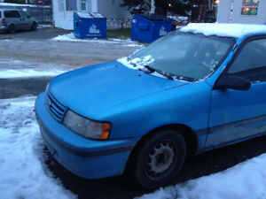 1991 Toyota Tercel Other Prince George British Columbia image 2