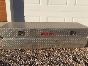 Delta tool box - for pick-up full size