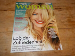 BRIGITTE WOMAN- GERMAN MAGAZINE