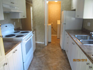 2 Bedroom Double Wide Coming Available
