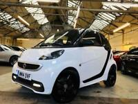 2014 Smart Fortwo 1.0 MHD Grandstyle Coupe 2dr Petrol Softouch (98 g/km, 71