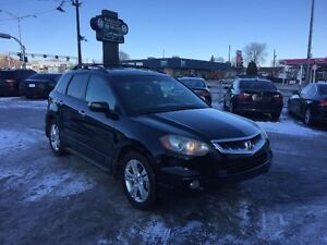 Acura RDX SH-TECH-NAVIGATION-AWD 2007