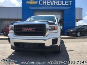 2014 GMC Sierra 1500 Base  -  Power Doors -  Cruise Control - $2