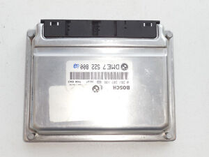 BMW 540i 740i X5 1995-2004 Engine Control Unit ECU 12147522800