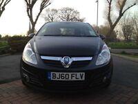 2010 Vauxhall Corsa 1.4 Automatic SE Fully Loaded