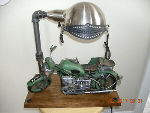 Hand Crafted One of a Kind Table Lamps 2