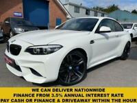 2018 BMW M2 3.0 M2 2d 365 BHP Coupe Petrol Manual