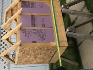 Medium Sized Dog House Choose How You Would Like It Completed