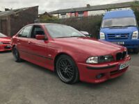 2000 BMW 528I SPORT E39 IMOLA RED SALOON M SPORT AUTOMATIC RARE CAR CLASSIC BMW