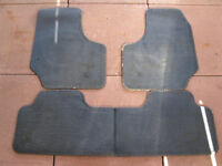 Assorted Carpet or Rubber floor mats
