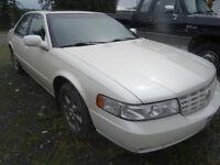 2003 Cadillac Seville Sedan