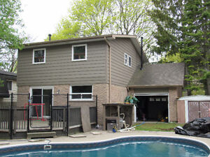 MOVE IN READY! 4 BED/3 BATH DETACH 2 STOREY IN WHITBY