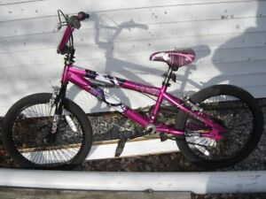 "GIRLS ""WICKED"" THEME BIKE"
